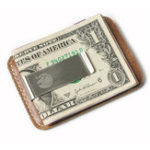 Original Leather Card Holder Credit Card Case Outdoor Camping Wallet Clip Business Travel ID Card Box