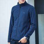 Original Mens Polar Fleece Fall Winter Zipper Casual Jacket