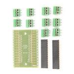 Original 30pcs DIY NANO IO Shield V1.O Expansion Board For Arduino