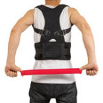 Original Adjustable Shoulder Corrector Humpbacked Brace Belt Posture Corrector Outdoor Fitness Equipment