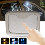 Original LED Auto Car Dome Roof Ceiling Light Interior Reading Trunk Lamp Bulb Magnetic