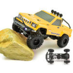 Original RGT RC Car 1/24 136240 4WD 4×4 Lipo mini Monster Off Road Truck RTR Rock Crawler With Lights