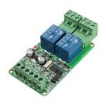 Original Modbus-Rtu 2-way Relay Module Output 2 Channel Switch Input TTL/RS485 Interface Communication