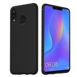 lenuo Leshen Series Stripe Texture TPU Case for Huawei Nova 3i (Black)