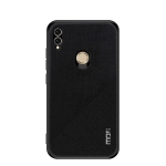 MOFI Shockproof TPU + PC + Cloth Pasted Case for Huawei Honor Note 10 (Black)
