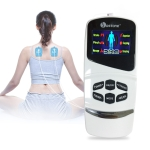 JCE-618 Home Multi-function Intelligent Voice Electronic Massage Instrument Cervical Lumbar Massage Stickers, Random Color Delivery