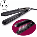 Steam Spray Electric Splint Hair Straightener with Plastic Bottle , AU Plug