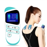 JCE-205 Mini Multi-function Voice Electronic Digital Meridian Physiotherapy Instrument Electronic Massage Instrument
