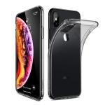ESR Essential Zero Series Ultra-thin Shockproof Soft TPU Case for iPhone XS Max(Black)