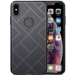 NILLKIN PC Heat Dissipation Back Air Case for iPhone XS Max (Black)