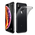 ESR Essential Zero Series Ultra-thin Shockproof Soft TPU Case for iPhone XS / X(Black)