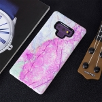 Pink Marble Pattern Shockproof TPU Protective Case for Galaxy Note9