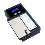 K-302 Mobile Phone LCD Frame Bracket Remover Dismantle Machine Heating Platform, (Upgrade Version), US Plug (220V)