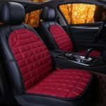 Original 12V Cotton Car Double Seat Heated Cushion Seat Warmer Winter Household Cover Electric Heating Mat