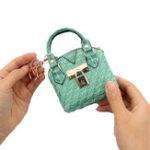 Original PU Leather Wallet Key Bag Outdoor Camping Holder Organizer Portable Mini Card Bag