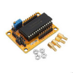 Original ADC0809 Module 8-bit 81 Parallel AD Board Analog to Digital Conversion Program Digital Voltmeter