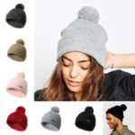 Original Men Women Winter Vintage Knit Earmuffs Beanie Cap