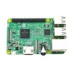 LANDZO Original 1GB HDMI/RCA Output,4 x USB 2.0  Raspberry Pi 3 Model B, with WiFi & Bluetooth & TF Card