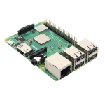 LANDZO Original 1GB HDMI/RCA Output,4 x USB 2.0  Raspberry Pi 3 Model B+, with WiFi & Bluetooth & TF Card