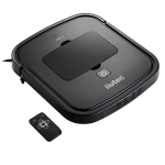 iiutec R-Cruiser Ultra Slim Vacuum Cleaner Household Cleaning Robot with Remote Control(Black)