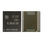 EMMC 64GB Flash Memory IC KLUBG4G1BD-E0B1 for Galaxy S6