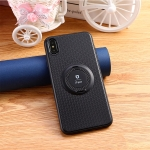 3 in 1 Magnetic Ring Case for iPhone XS Max, with Holder (Black)