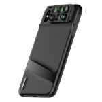 Mobile Phone Lens Wide Angle Fisheye Macro Telephoto SLR Phone Case for iPhone XS Max
