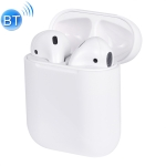 Dual Modes Stereo Bluetooth V5.0 Earphone with Charging Box & 8 Pin Port Cable