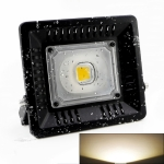 30W Waterproof 3000K Warm White Light LED Floodlight Lamp