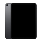 Dark Screen Non-Working Fake Dummy Display Model for iPad Pro 11 inch (2018)(Black)