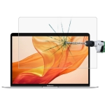 0.26mm 9H Surface Hardness Explosion-proof Tempered Glass Film for MacBook Air 13.3 (2018)