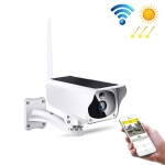 YS-Y4 1080P HD Solar Wifi Battery Camera, Support Motion Detection & Infrared Night Vision & SD Card(Max 32GB)