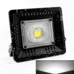 30W Waterproof 6000K White Light LED Floodlight Lamp