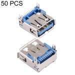 50 PCS USB 3.0 AF SMT Connector Socket