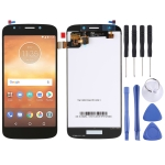 LCD Screen and Digitizer Full Assembly for Motorola Moto E5 Play(Black)