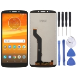 LCD Screen and Digitizer Full Assembly for Motorola Moto E5 Plus(Black)