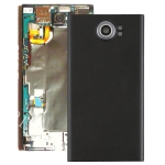 Back Cover with Camera Lens for Blackberry Priv (EU Version)(Black)