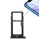 SIM Card Tray for Huawei P smart + / Nova 3i(Black)