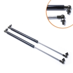 2 PCS Hood Lift Supports Struts Shocks Springs Dampers Gas Charged Props 53440-69059 for Toyota Landcruiser Prado 120 Series 2002-2009