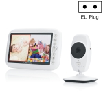 7Inch Larger Screen Display Wireless Digital Monitoring Camera Baby Career Monitor Wireless Baby Monitor SP870