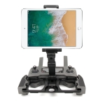 Sunnylife TY-ZJ030 Foldable Design Aluminum Alloy Smartphone & Tablet Bracket for DJI Mavic 2 / Mavic Pro / Mavic Air / Spark / CrystalSky Monitor (Black)
