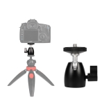 Q39 360 Degree Rotation Panoramic Metal Ball Head for DSLR & Digital Cameras