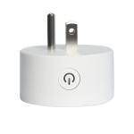 NEO NAS-WR06W WiFi US Smart Power Plug,with Remote Control Appliance Power ON/OFF via App & Timing function