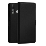 DZGOGO MILO Series PC + PU Horizontal Flip Leather Case for Huawei Nova 4, with Holder & Card Slot & Wallet (Black)