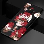 Luminous Rose Pattern TPU Protective Case for Huawei Mate 20 Pro