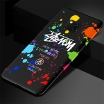 Luminous Doodling Pattern TPU Protective Case for Huawei Mate 20 Pro