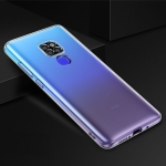 TOTUDESIGN Soft Series Droppoof TPU Protective Case for Huawei Mate 20 (Transparent)