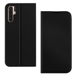 DZGOGO ISKIN Series Slight Frosted PU+ TPU Case for Huawei P30 Pro (Black)