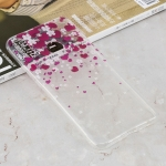 Love Heart Pattern Transparent Clear TPU Case for Huawei Y9 (2019) / Enjoy 9 Plus