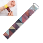 Colour Triangle Pattern Creative Fashion Waterproof Paper Watch Intelligent Paper Electronic Wristwatch